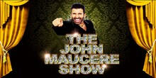 John Maucere, one man show, spectacle en signe international
