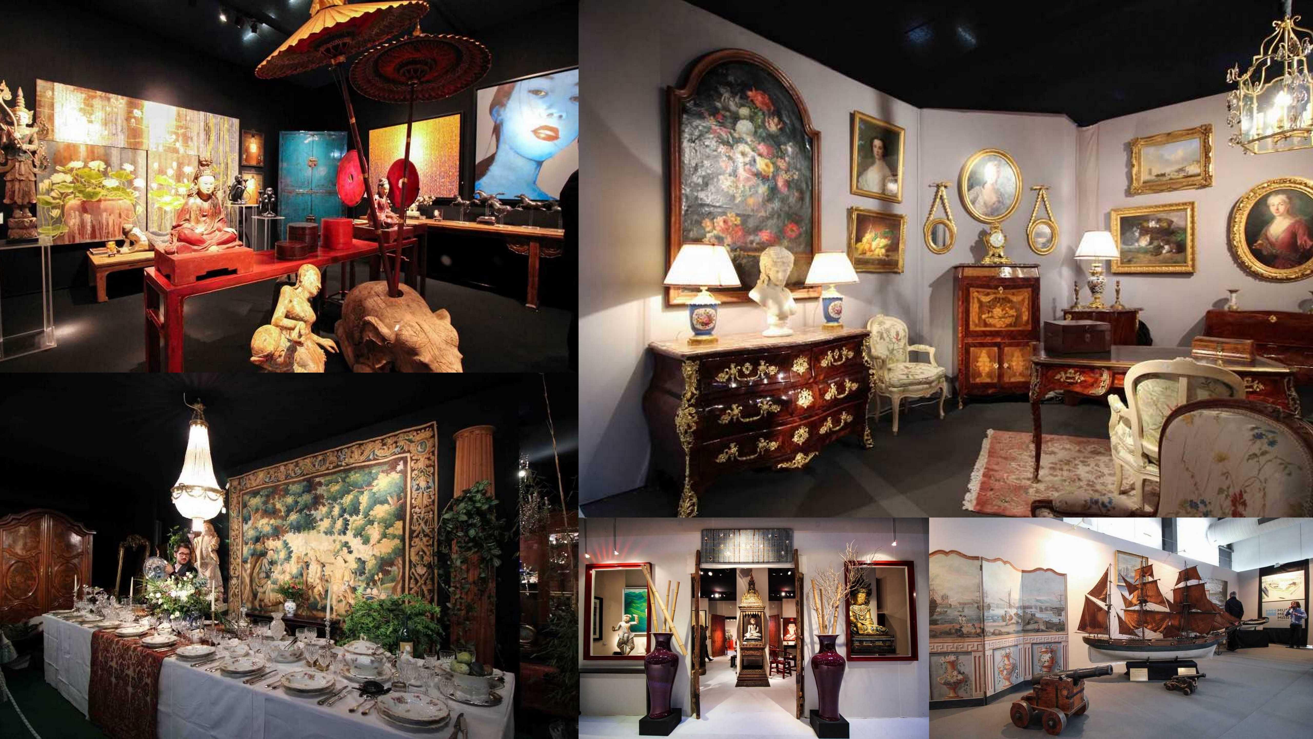 Salon de Bordeaux Lac des Antiquaires et de l Art Contemporain ... 4d565168726